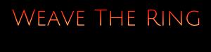 Weave The Ring Online Event Registration
